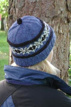 Match my Coat Cap pattern