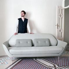 """FRITZ HANSEN: Jaime Hayon wants to set the scene at this years furniture fair in Milan. New produc ... http://www.davincilifestyle.com/fritz-hansen-jaime-hayon-wants-to-set-the-scene-at-this-years-furniture-fair-in-milan-new-produc/   Jaime Hayon wants to set the scene at this years furniture fair in Milan. New product launches and breathtaking environments will take place in """"Fritz Hotel"""". Stay tuned for more exciting revealing. Learn more about Jaime Hayon: http"""