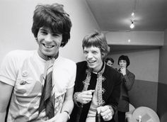 Mick and Keith, 1967 #RollingStones50