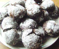 Постное шоколадное печенье, рецепт с фото