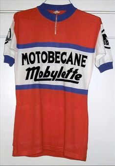 Motobecane Mobylette jersey 6f50cc1c3