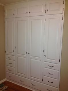 Built In Bedroom Wall Units