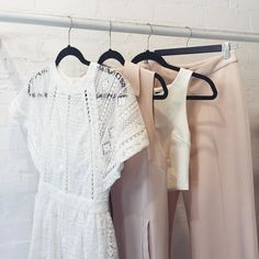 NEW ARRIVALS  Totally loving white & nudes #seagullsstyle  Shop in-store or online for these fabulous pieces  WWW.SEAGULLSOFSTKILDA.COM.AU