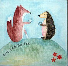 Take Time for Tea