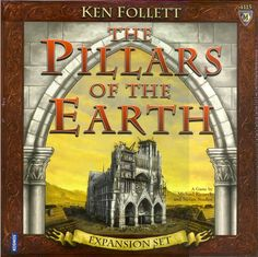 The Pillars of the Earth: Expansion Set | Image | BoardGameGeek