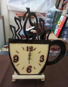 Es hora de una Tasita de Café