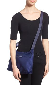 Main Image - Longchamp 'Le Pliage Neo' Nylon Crossbody Bag Longchamp Neo, Stocking Stuffers For Mom, Fashion Brands, Maine, Crossbody Bag, Nordstrom, Medium, My Style, Womens Fashion