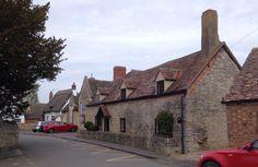 Bretforton village