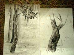 efribo — «Наброски деревьев» на Яндекс.Фотках