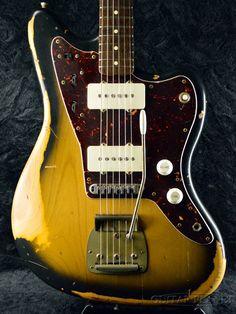 Nash Guitars JM-63 2-Tone Sunburst