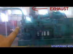 مولد كهربي من نوعية كامنز  Diesel generator cummins onan type