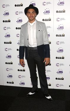 Contrast blazer Louis Smith, Cancer Research Uk, Athlete, Contrast, Blazer, Suits, Foundation, How To Wear, Fashion