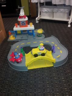 Fisher Price Little People Discover Airport   So many places to go, so many things to do, so many ways to help imaginations soar!Click the link below to see more of the great merchandise available at Lily Pads!   LilyPads - Lincoln , NE