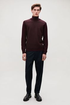 Explore the menswear sale: a selection of modern men's clothing and accessories now available for less in our latest sale. Mens Modern Clothing, Small Wardrobe, White Shirts, Modern Man, New Product, Knitwear, Jumper, Crew Neck, Normcore