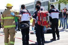 OMNI y First In de MERET listos para apoyar a los Profesionales de Cruz Roja Mexicana #SoyEMS EMS Mexico | Equipando a los Profesionales
