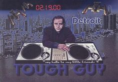 :::code313::: party TOUGHGUY february 19, 2000 eastowne theatre