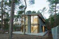Villa Kerckebosch by Engel Architecten