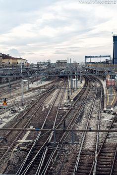 Bologna Rail Station