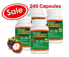 SALE! LIMITED TIME OFFER ONLY Garcinia cambogia is a fruit whose rind contains powerful weight loss compounds.