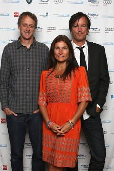Tony Hawk and Cortney Novogratz Photos Photos - (L-R) Tony Hawk, Cortney Novogratz and Robert Novogratz attend Cantor Fitzgerald & BGC Partners host annual charity day on 9/11 to benefit over 100 charities worldwide at Cantor Fitzgerald on September 11, 2012 in New York City. - Cantor Fitzgerald & BGC Partners Host Annual Charity Day On 9/11 To Benefit Over 100 Charities Worldwide