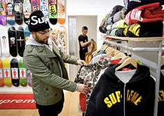 New York Times: Guerrilla Fashion – The Story of Supreme