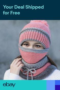 Insun Damen Hut Baskenm/ütze Barett Winter Flauschig Beanie Damen M/ütze