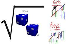 Simplifying Radicals: Roll dice to determine number in radical Algebra Activities, Maths Algebra, Math Resources, Math 8, Math Games, Numeracy, Guided Math, Math Teacher, Math Classroom