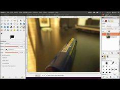 GIMP TUTORIALS - 1 - Focus Stacking - YouTube