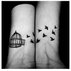 BESTFRIENDS tattoo? I think yes