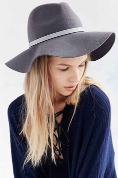 Belted Floppy Panama Hat - Urban Outfitters