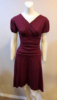 Shabby-Apple-Small-4-6-Purple-Wrap-Bodice-Dress