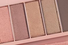 Pür Minerals Secret Crush Eye Shadow Palette swatches and review - a crushworthy palette!