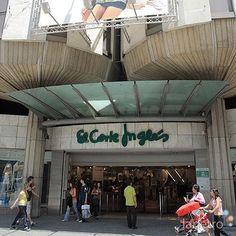 I love this store!!!  M-K.  El Corte Ingles Valencia