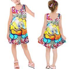 Mini me girls bounce dress By ImaniRae Originals  http://imanirae25.wixsite.com/Originals
