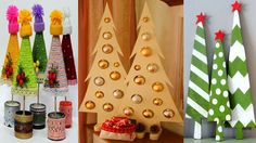 DIY Christmas Decor! 15 Easy Fast DIY Christmas & Winter Ideas for Teena...