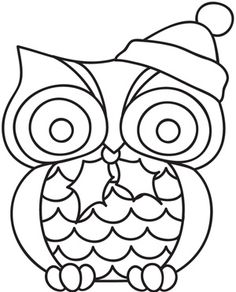 Woodland Wonderland Owl   Urban Threads: Unique and Awesome Embroidery Designs