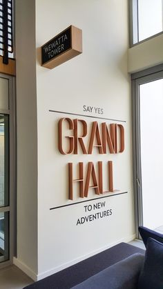 Signage Board, Metal Signage, Environmental Graphic Design, Environmental Graphics, Office Graphics, Architectural Signage, Wayfinding Signs, Cafe Concept, Sign System