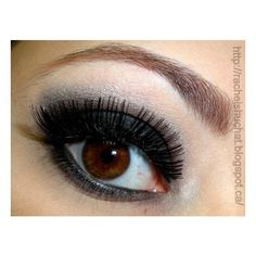 Classic Smokey Eye   Idea Gallery   Makeup Geek ❤ liked on Polyvore featuring beauty products, makeup, eye makeup, eyes, beauty and maquiagem