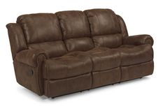 "Capitol  Double Reclining Sofa    Model N7311-62  41""H x 85""W x 40""D"