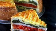 Tourte Milanese - A Meal en Croute