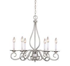 Savoy House KP-SS-116-6-69 Chandelier with No Shades, Pew... http://www.amazon.com/dp/B00112X55I/ref=cm_sw_r_pi_dp_Va5sxb04KAAGZ