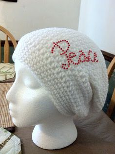 Free pattern - slouch beanie, thanks so xox