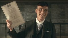 Cillian Murphy as Tommy Shelby Peaky Blinders Characters, Peaky Blinders Series, Peaky Blinders Thomas, Cillian Murphy Peaky Blinders, Series Movies, Movies And Tv Shows, Tv Series, Boardwalk Empire, Cillian Murphy Tommy Shelby