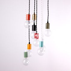 Color pendant lamp - onefortythree