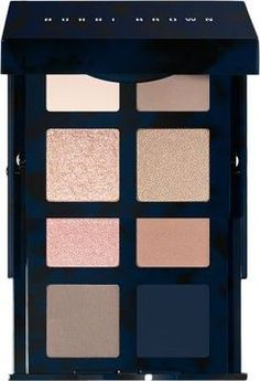 Bobbi Brown Navy & Nude Eye Palette We use this every day-easy to go from work to cocktails with this collection