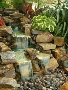 Installing A Pondless Waterfall Kit: Build A Disappearing Waterfall