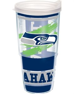 NFL®   Seattle Seahawks   Wrap with Lid   Tumblers, Mugs, Cups   Tervis