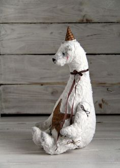 Купить Мишка White Коллекция Believe - белый, мишка, мишка тедди, мишки тедди