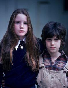 Melissa Gilbert - Laura Ingalls - Little House on the Prairie. Jonathan Gilbert, as Willie Oleson