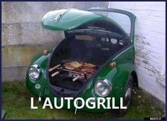 Do you want a barbecue place? Here are some ideas for barbecue. Barbecue Original, Car Furniture, Furniture Ideas, Automotive Furniture, Funny Furniture, Recycled Furniture, Unique Furniture, Industrial Furniture, Garden Furniture